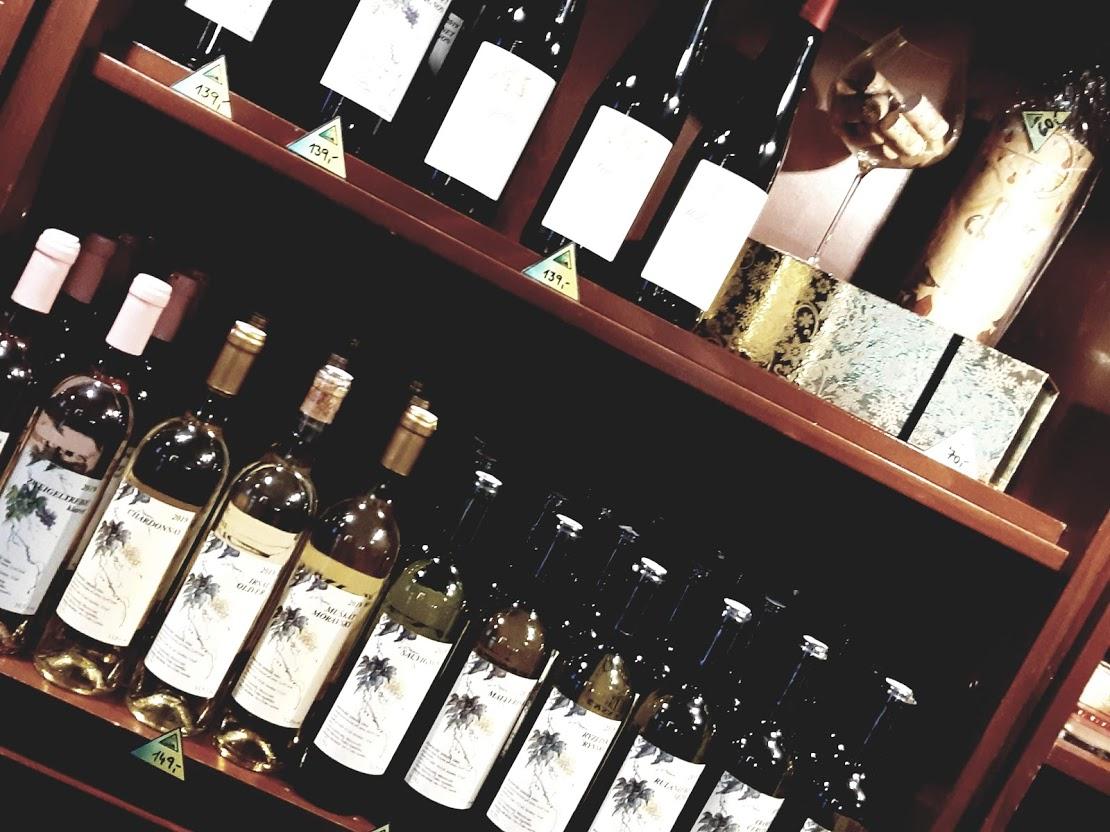 Lahvová vína