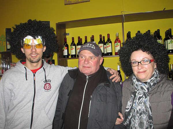 Vinotéka Starý Lískovec, Brno Silvestr 2014