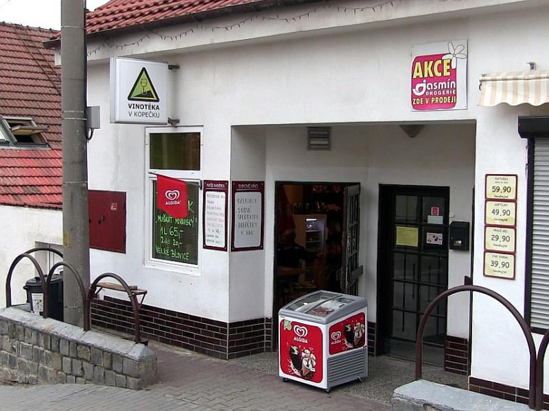 Vinotéka Starý Lískovec, Brno z ulice 2